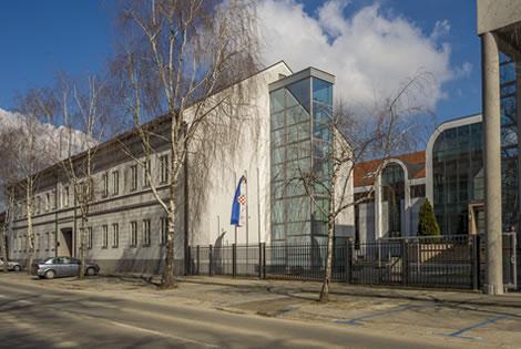 Katolički Bogoslovni fakultet Đakovo